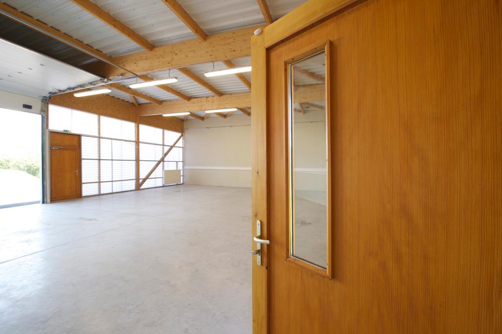 résidence d'entreprises, les jacquins à Neulise