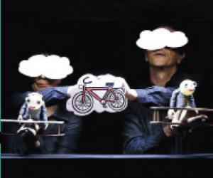 DU VENT DANS LA TETE - Bouffou Théâtre Marionnettes